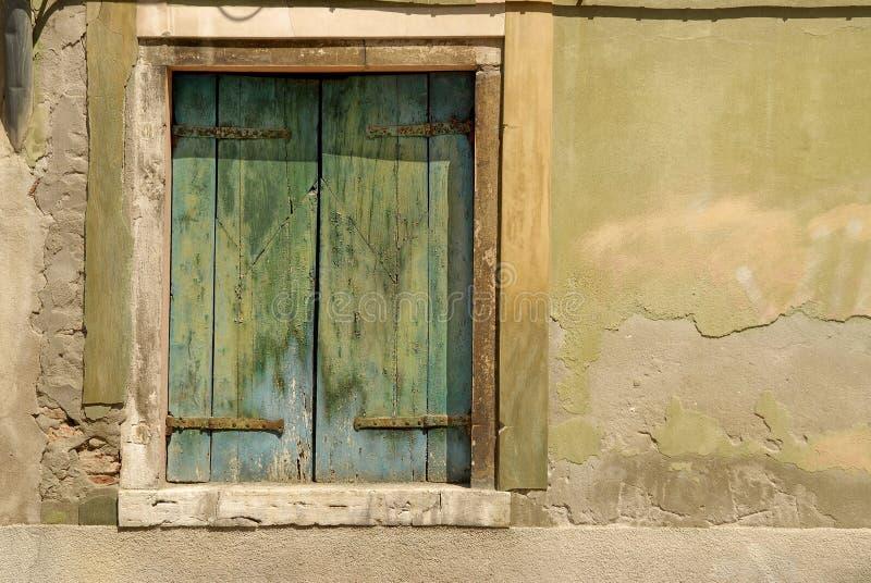 παράθυρο της Βενετίας στοκ εικόνες με δικαίωμα ελεύθερης χρήσης