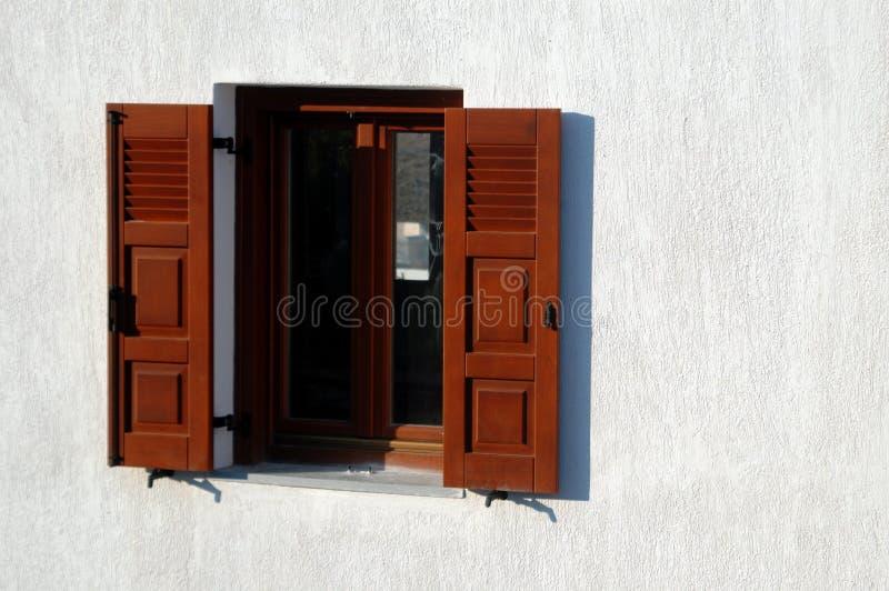 παράθυρο της Ελλάδας στοκ εικόνες με δικαίωμα ελεύθερης χρήσης
