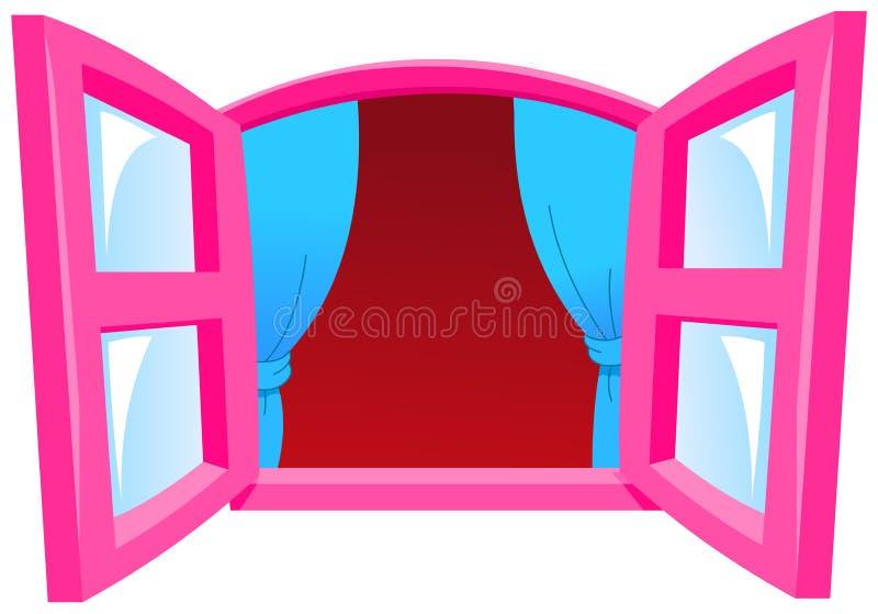 παράθυρο διανυσματική απεικόνιση