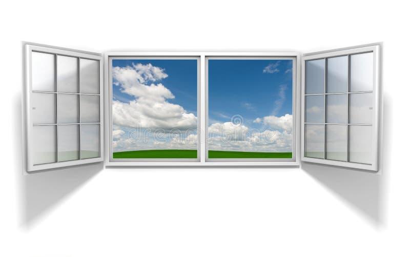 παράθυρο ελεύθερη απεικόνιση δικαιώματος