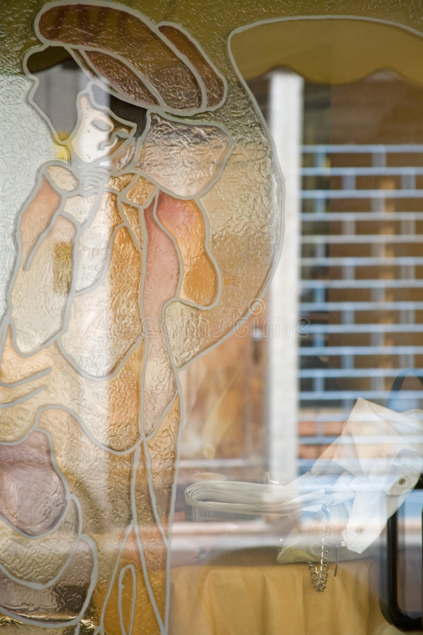 παράθυρο στοκ εικόνα