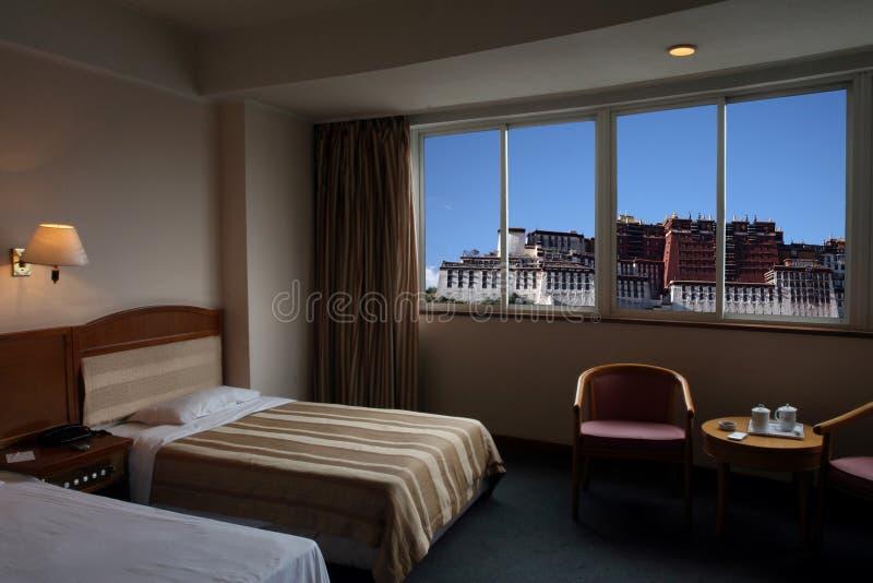 παράθυρο lhasa στοκ φωτογραφία με δικαίωμα ελεύθερης χρήσης