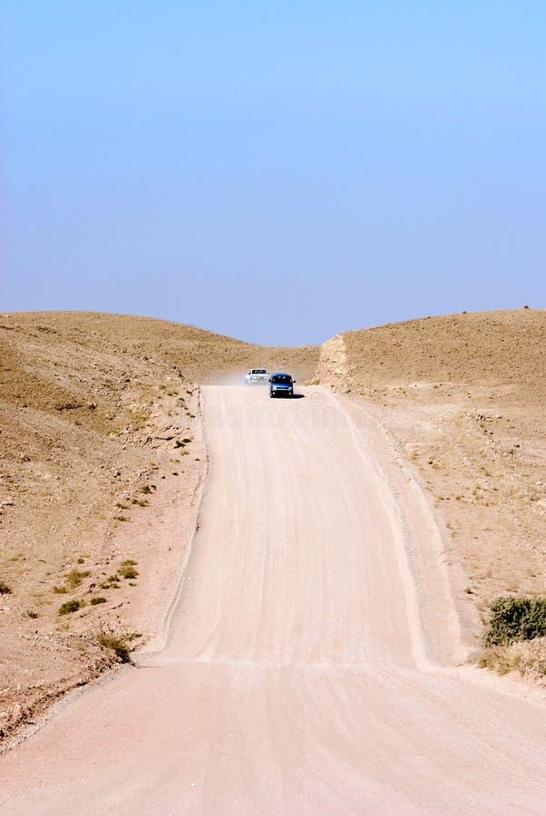 Παρά έρημος για τις ώρες στοκ εικόνα με δικαίωμα ελεύθερης χρήσης