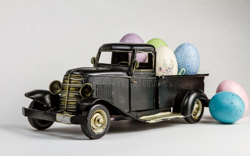 Παράδοση αυγών στοκ εικόνες