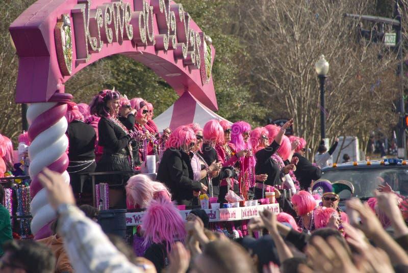 παρέλαση mardi gras στοκ φωτογραφίες με δικαίωμα ελεύθερης χρήσης