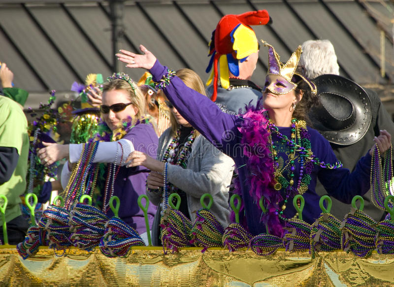 παρέλαση mardi gras στοκ φωτογραφία με δικαίωμα ελεύθερης χρήσης