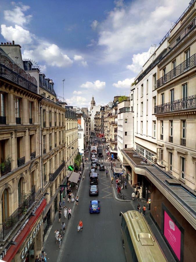 Παρίσι Γαλλία στοκ εικόνες