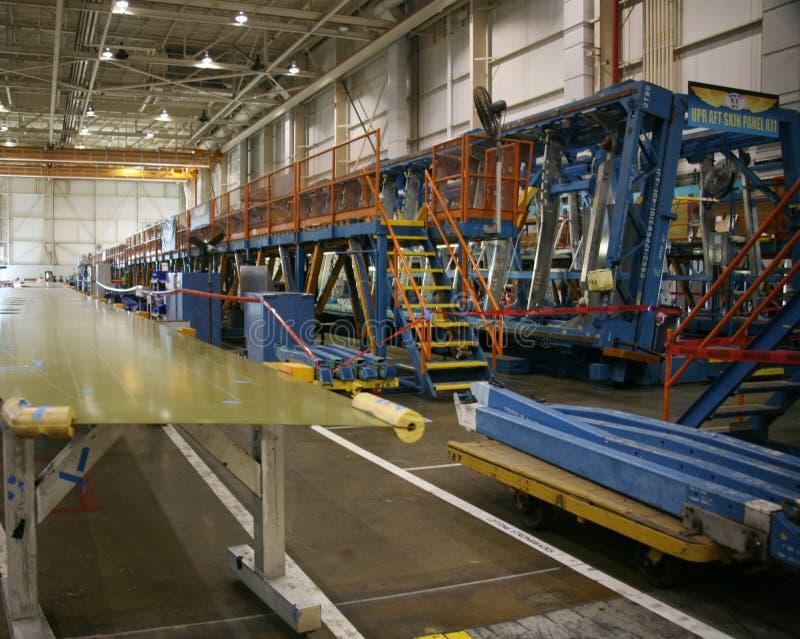 παραγωγή εργοστασίων α&epsilon στοκ φωτογραφία με δικαίωμα ελεύθερης χρήσης
