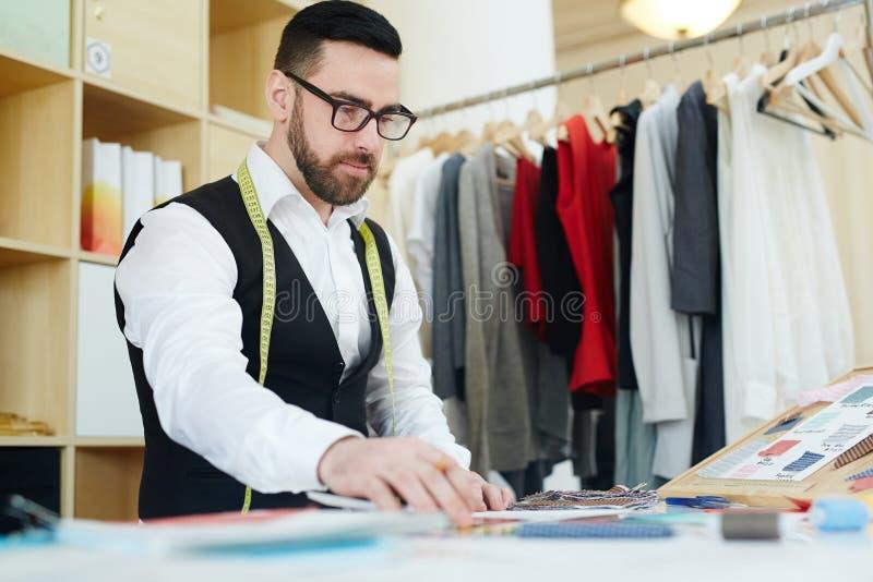 Παραγωγή της μόδας στοκ εικόνες