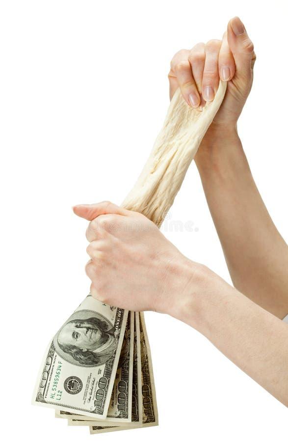 παραγωγή των χρημάτων στοκ εικόνες με δικαίωμα ελεύθερης χρήσης