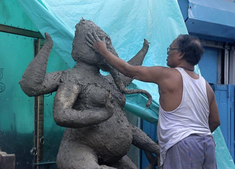Παραγωγή Ganesha. στοκ εικόνες με δικαίωμα ελεύθερης χρήσης