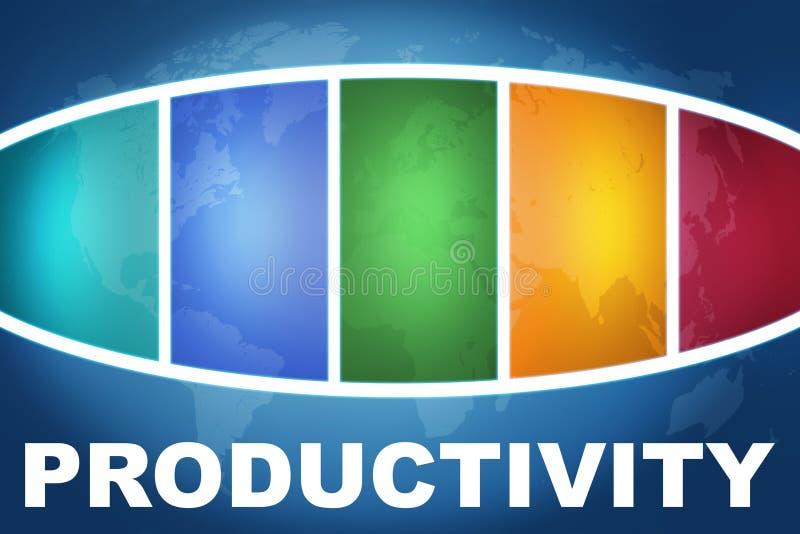 παραγωγικότητα απεικόνιση αποθεμάτων