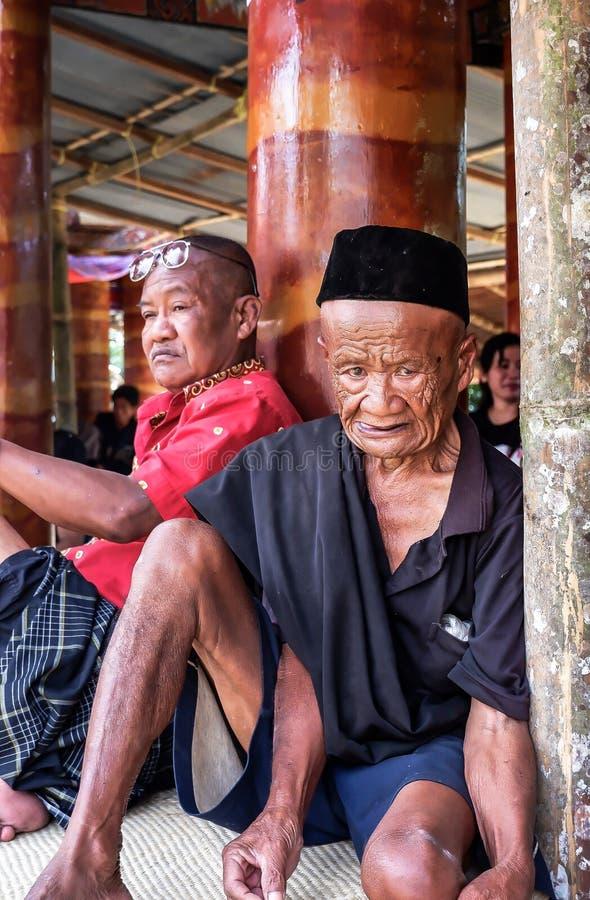 Παραδοσιακά φεστιβάλ Torajan σε Sulawesi στοκ φωτογραφία με δικαίωμα ελεύθερης χρήσης