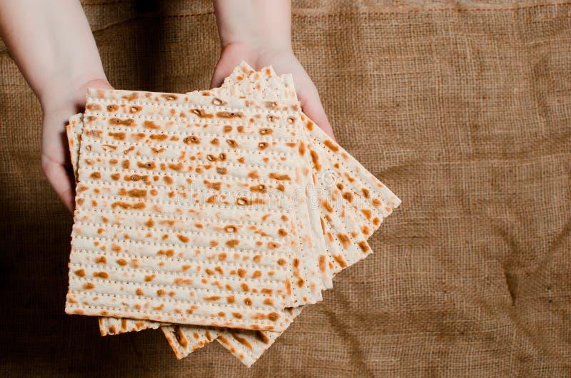 Παραδοσιακές εβραϊκές διακοπές Pesach Παραδοσιακά εβραϊκά εορταστικά FO στοκ φωτογραφία με δικαίωμα ελεύθερης χρήσης