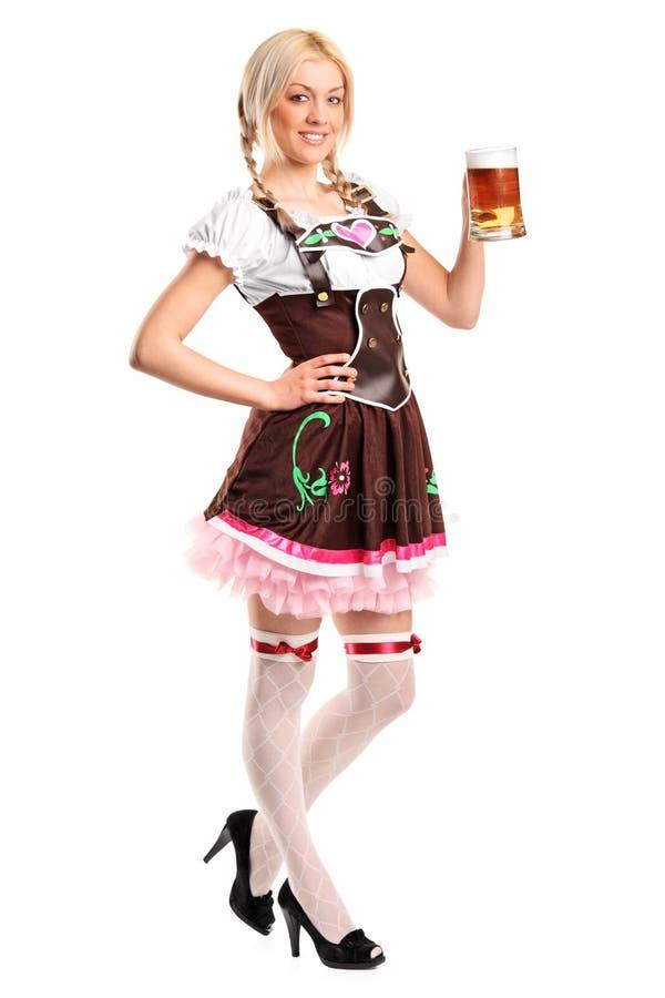 παραδοσιακή φορώντας γυ& στοκ εικόνες