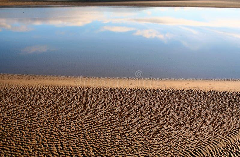 παραλία αμμώδης στοκ φωτογραφία