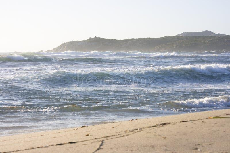 παραλία Ιταλία majore rena Σαρδηνία στοκ φωτογραφίες