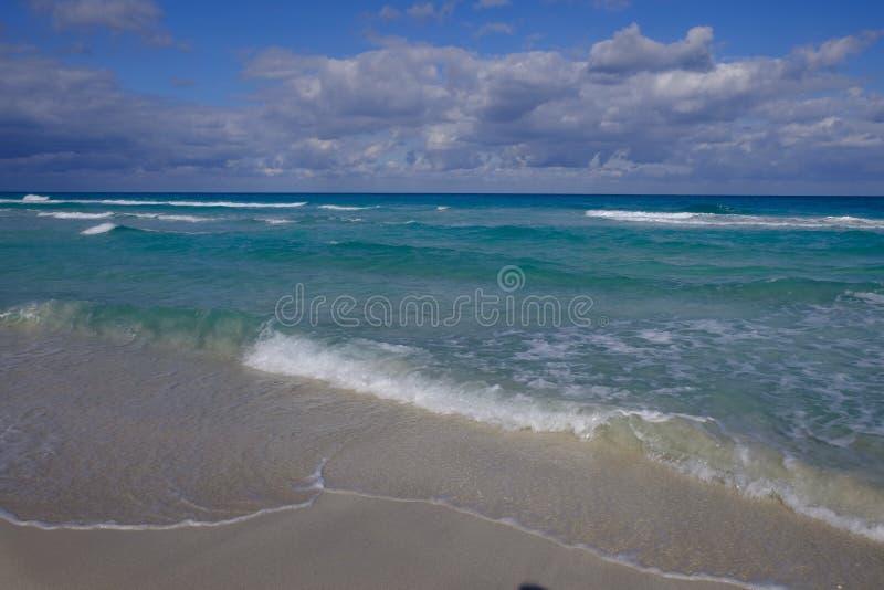 παραλία Κούβα στοκ φωτογραφίες
