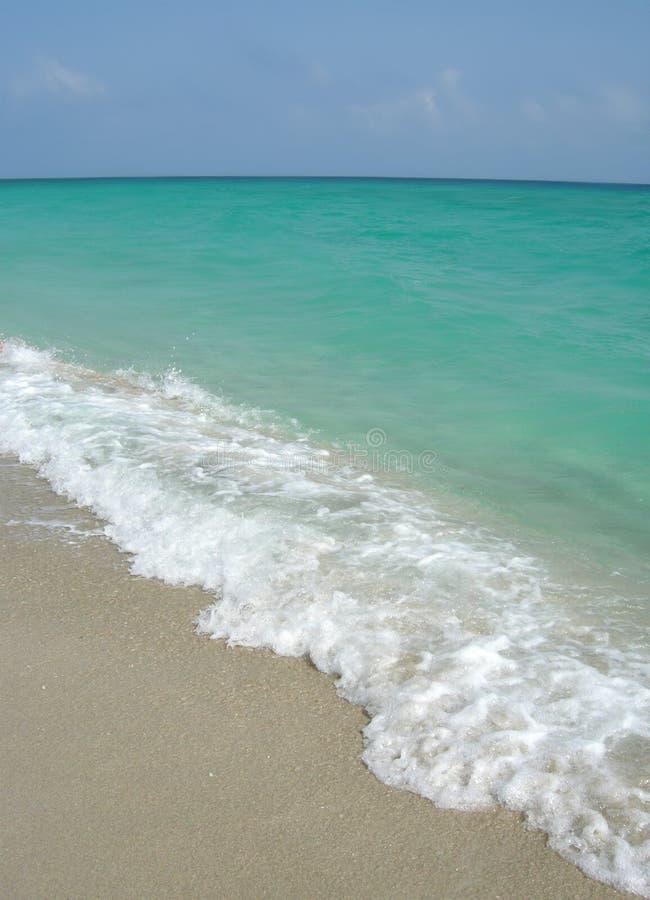 παραλία Κούβα Varadero στοκ εικόνες με δικαίωμα ελεύθερης χρήσης