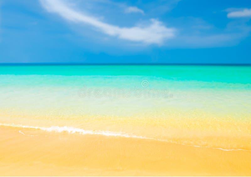 παραλία πανευτυχής στοκ φωτογραφίες με δικαίωμα ελεύθερης χρήσης