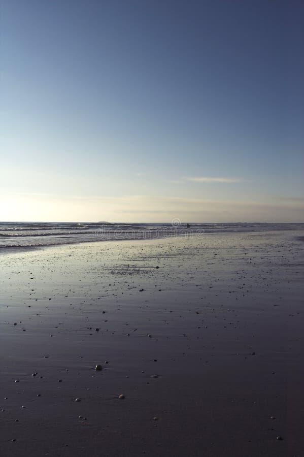 παραλία που εγκαταλείπεται στοκ φωτογραφίες με δικαίωμα ελεύθερης χρήσης