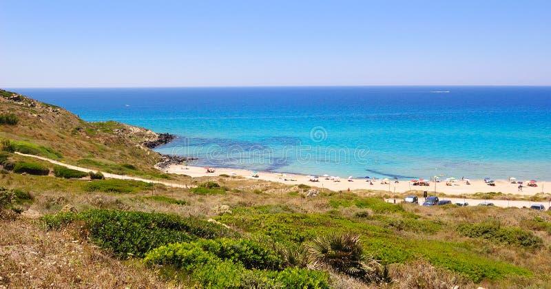 παραλία Σαρδηνία στοκ φωτογραφίες