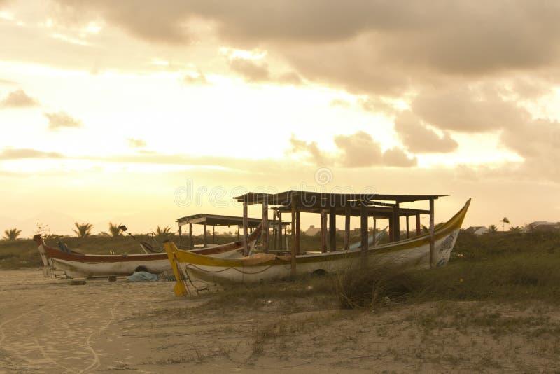 Παραλία στο βραζιλιάνο παράδεισο στοκ φωτογραφίες με δικαίωμα ελεύθερης χρήσης
