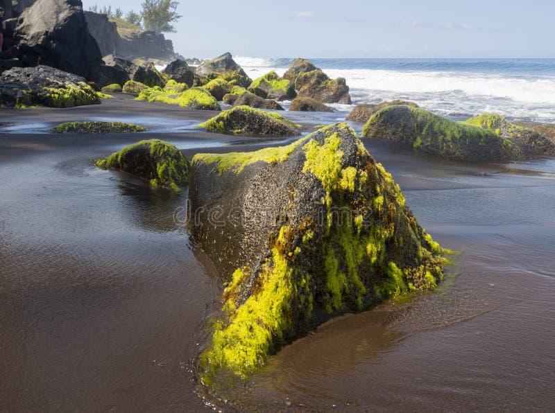 Παραλία στο νησί συγκέντρωσης στοκ φωτογραφία με δικαίωμα ελεύθερης χρήσης