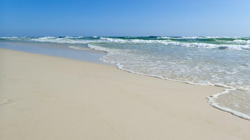 Παραλία της Φλώριδας πόλεων του Παναμά στοκ εικόνα