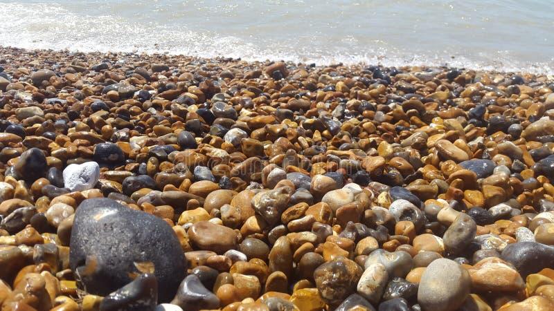 Παραλία του Μπράιτον στοκ εικόνες