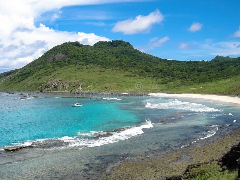 Παραλία του Fernando de Noronha στοκ φωτογραφία με δικαίωμα ελεύθερης χρήσης