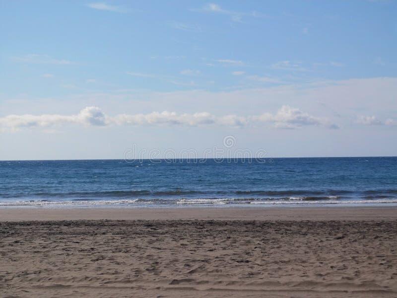 Παραλία του SAN AgustÃn/θλγραν θλθαναρηα στοκ φωτογραφία με δικαίωμα ελεύθερης χρήσης
