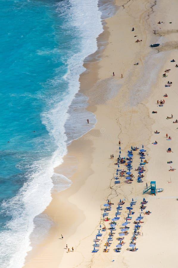 παραλία τροπική στοκ εικόνες με δικαίωμα ελεύθερης χρήσης