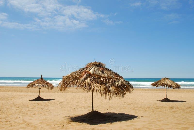 παραλία στοκ εικόνα με δικαίωμα ελεύθερης χρήσης
