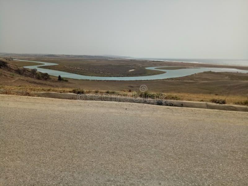 Παραλία Assila στοκ φωτογραφίες με δικαίωμα ελεύθερης χρήσης