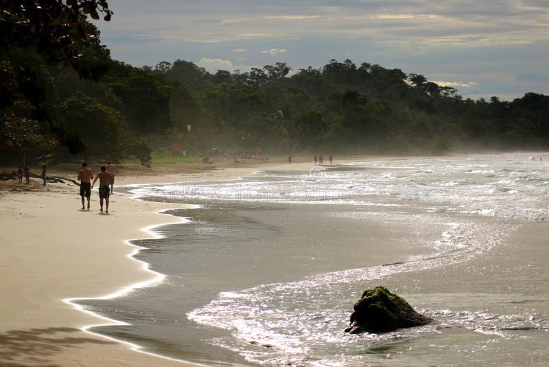 Παραλία Bastimentos στοκ εικόνες
