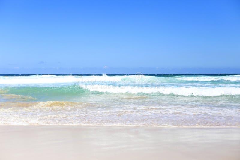 Παραλία Bondi στο Σίδνεϊ, Αυστραλία στοκ εικόνες