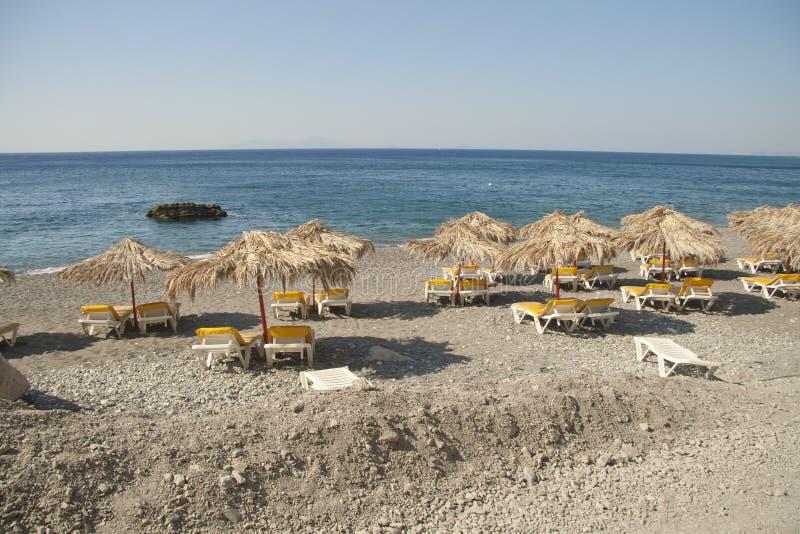 Παραλία Kos στο νησί, Ελλάδα στοκ φωτογραφίες