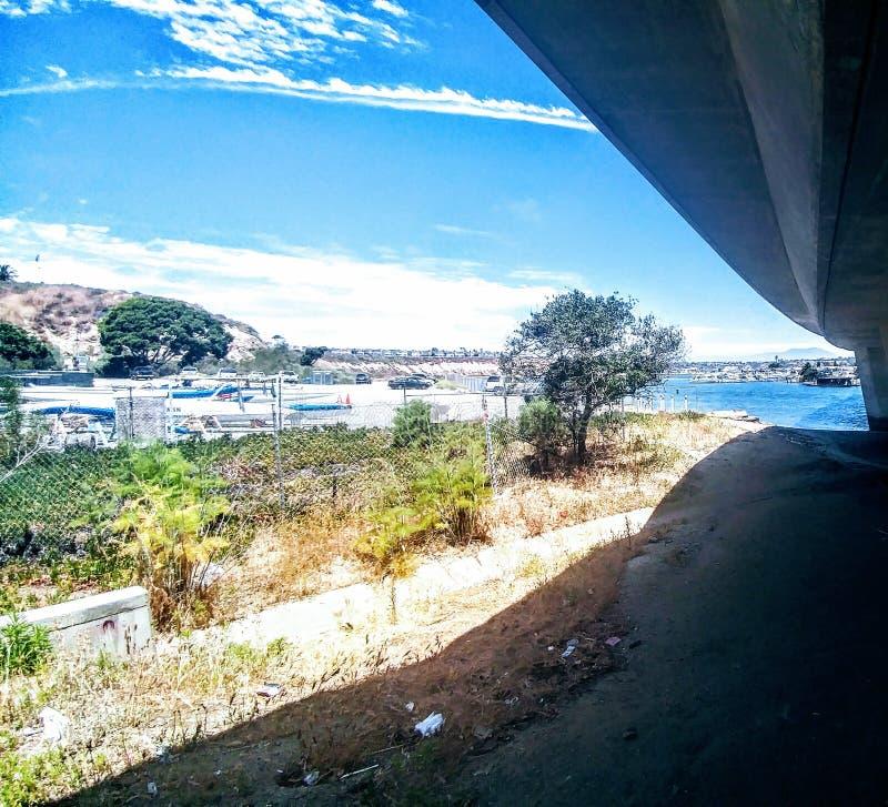 παραλία laguna στοκ φωτογραφία με δικαίωμα ελεύθερης χρήσης