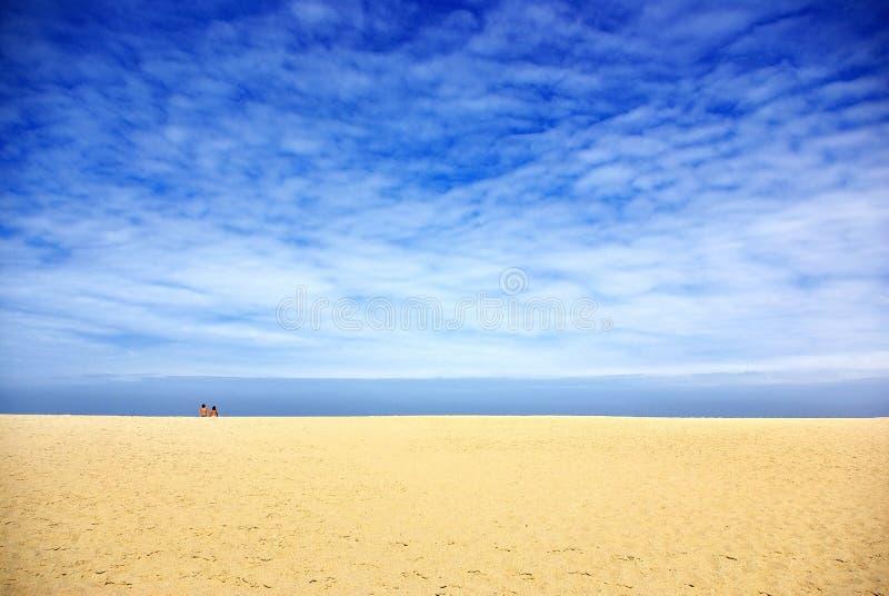 παραλία melides στοκ φωτογραφία