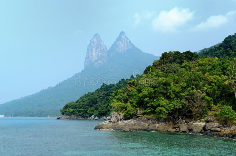 Παραλία Mukut στοκ φωτογραφίες