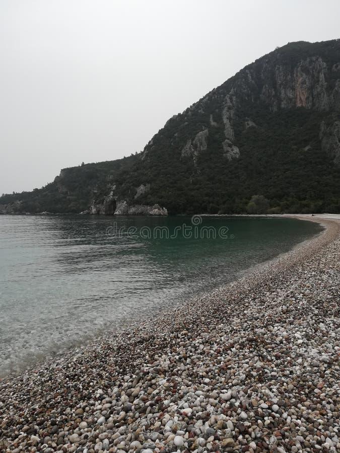 Παραλία Olympus στοκ φωτογραφίες