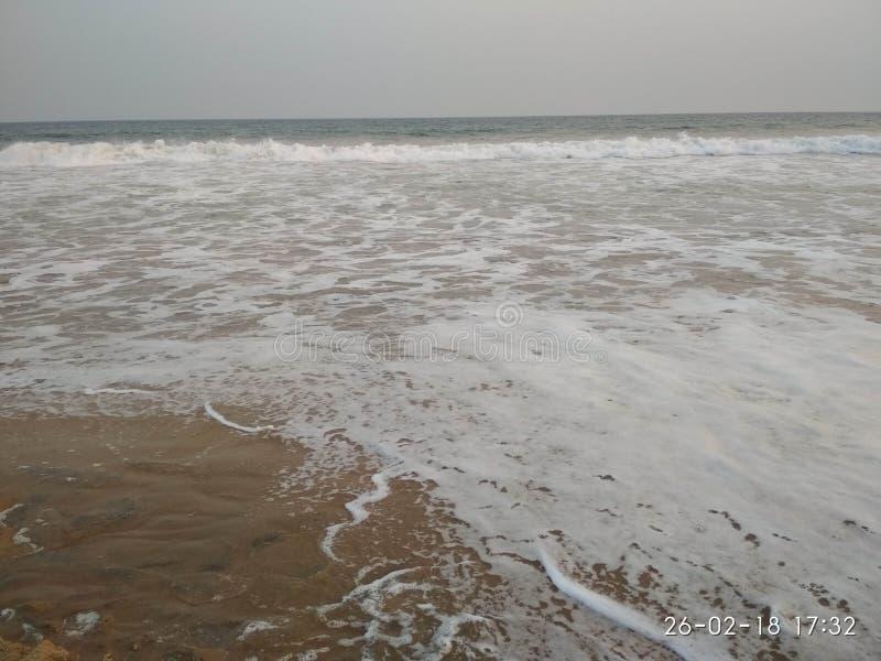 Παραλία Puri στοκ εικόνες