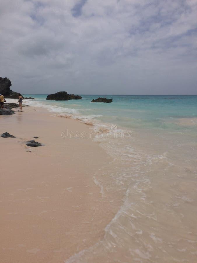 Παραλίες των Βερμούδων στοκ εικόνα