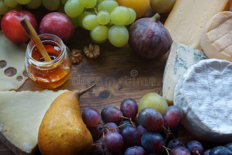 Παραλλαγή του τυριού στοκ εικόνες με δικαίωμα ελεύθερης χρήσης