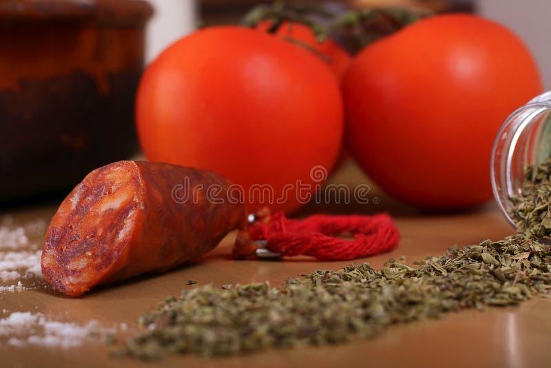 Παραμένει των τροφίμων μετά από να μαγειρεψει στοκ φωτογραφία με δικαίωμα ελεύθερης χρήσης