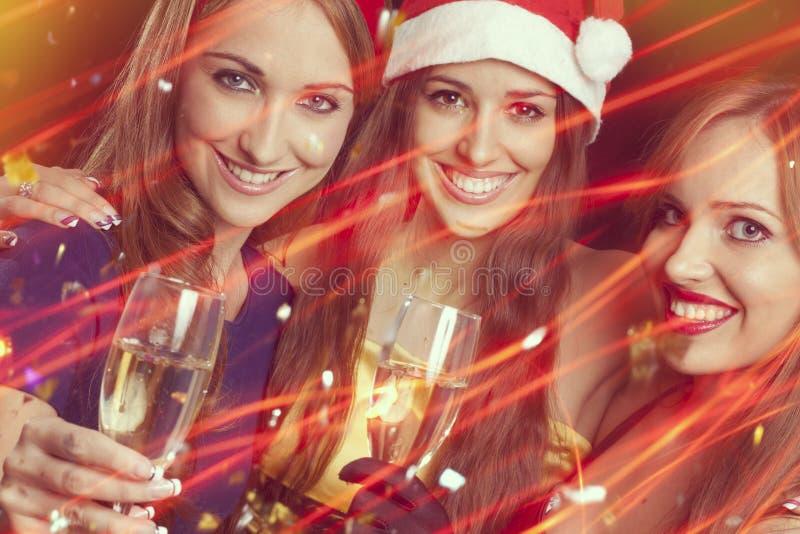 Παραμονή Πρωτοχρονιάς στοκ φωτογραφίες με δικαίωμα ελεύθερης χρήσης