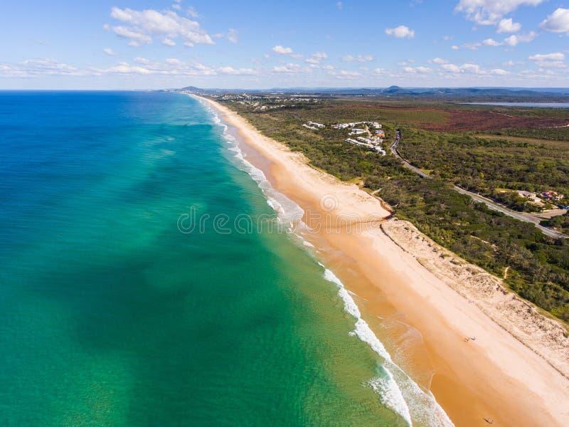 Παραλία ανατολής στοκ φωτογραφίες με δικαίωμα ελεύθερης χρήσης