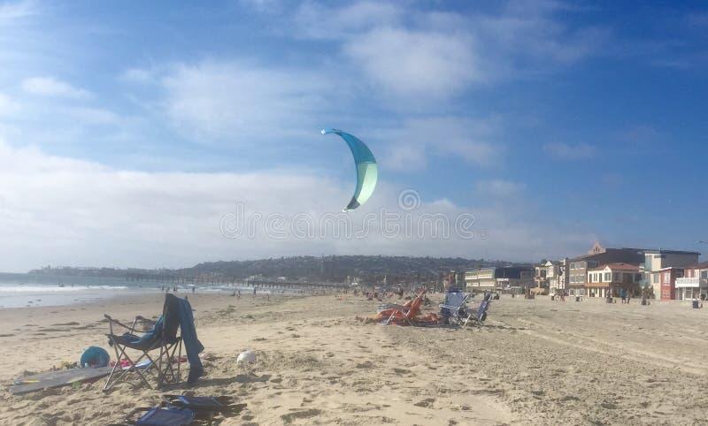 Παραλία αποστολής στοκ εικόνα