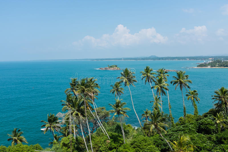 παραλία Ινδικός Ωκεανός στοκ εικόνες